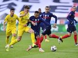 Франция — Украина — 1:1. Несостоявшийся «конец света»
