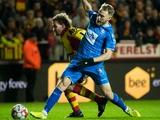 Роман Безус снова забивает за «Гент». На 1-й минуте матча (ВИДЕО)