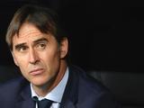 Хулен Лопетеги: «Трех вратарей «Реалу» будет достаточно»