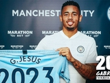 Жезус продлил контракт с «Манчестер Сити» до 2023 года