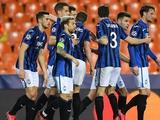 «Аталанта» заработал в Лиге чемпионов более 50 млн евро