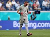 Вратарь сборной Швеции Робин Ульсен: «Надеюсь, против Украины решим задачу без пенальти, в основное время»