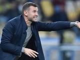 Андрей Шевченко: «Тактическая схема  в три защитника одна из обязательных в современном футболе»