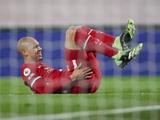 Фабиньо не поможет «Ливерпулю» в ближайших матчах