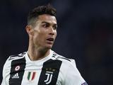 Роналду признан лучшим игроком «Ювентуса» в сезоне-2019/2020