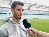 Игорь Харатин прокомментировал свой переход из «Ференцвароша» в «Легию»