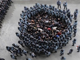 На стадионах Евро-2012 милиции не будет