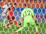 Швейцария — Германия — 1:1. После матча. Лев: «Не выиграть два матча подряд — это раздражает»