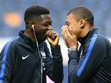 Мбаппе назвал Дембеле лучшим молодым игроком мира