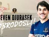 «Днепр-1» объявил об аренде хорватского полузащитника Невена Джурасека