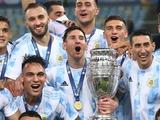 Лионель Месси впервые выиграл трофей со сборной Аргентины