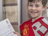 Клопп ответил в письме 10-летнему болельщику МЮ: «Я не могу заставить «Ливерпуль» проиграть и выполнить твою просьбу» (ФОТО)