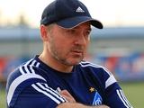 Виталий Косовский: «Сборная Украины должна показать качественный футбол и сыграть за престиж страны»