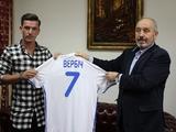 Беньямин Вербич: «Переход в «Динамо» — огромная честь для меня»