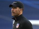 «Атлетико» намерен продлить контракт с Симеоне