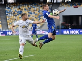 ФОТОрепортаж: «Динамо» — «Олимпик» — 1:0