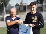 «Заря» усилилась молодым македонским защитником из загребского «Динамо»