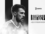 Официально. «Ювентус» объявил о подписании контракта с Рэмзи. Зарплата футболиста составит 23 млн евро в год!