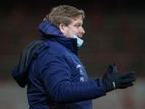 Главный тренер «Гента» Ванхазебрук — об удалении Яремчука: «Это была реакция на провокацию соперника»