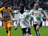 Домагой Вида заработал пенальти на Жерсоне Родригесе в матче чемпионата Турции (ВИДЕО)