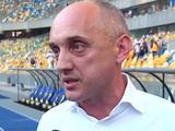 Олег Собуцкий: «Премиальные за победу над «Шахтером», как всегда, везу лично»