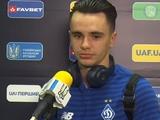 Николай Шапаренко: «Должны были обыгрывать «Ворсклу» в основное время, но и пенальти пробили хорошо»