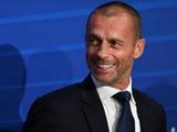 Президент УЕФА: «В отличие от коронавируса даже Вторая мировая война не остановила футбол полностью»