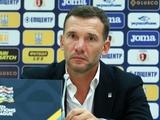 Испания — Украина — 4:0. Послематчевая пресс-конференция. Шевченко: «Мы не восстановились после матча со Швейцарией»
