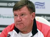 Анатолий Волобуев: «Верю, что из Португалии привезем приемлемый результат»