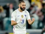 «Реал»: «Поздравляем Бензема с победой в Лиге наций. «Золотой мяч»