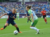 «Лион» — победитель женской Лиги чемпионов (ВИДЕО)