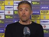 Луис Энрике: «Конечно, надо забивать, но это футбол…»
