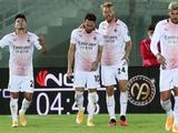 «Милан» впервые за 17 лет победил в еврокубках в серии пенальти