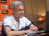 Луиш Каштру: «У «Динамо» был плохой старт, который стал фатальным»
