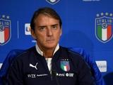 Официально. Манчини продлил контракт со сборной Италии