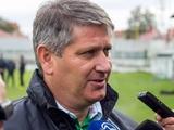 Сергей Ковалец: «Можно сказать, что молодежи повезло, но Забарный и Бондарь цепляются за свой шанс в сборной»