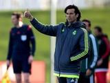 Солари не сможет тренировать «Реал» дольше пятнадцати дней