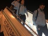 Сборная Хорватии загодя прибыла в Киев. Без Брозовича, но с Манджукичем (ФОТО)