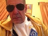 Актер Алексей Горбунов о киевском «Динамо»: «У народа есть только одна народная команда» (ФОТО)