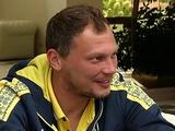 Андрей Пятов: «К Хорватии успеем восстановиться»