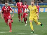 Александр Зинченко — лучший игрок матча Украина — Люксембург
