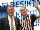 Президент «Бешикташа»: «Если подходящего предложения по Виде не поступит, он останется в клубе»
