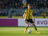 «Рома» планирует арендовать полузащитника дортмундской «Боруссии»