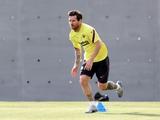 Месси пропустил командную тренирову «Барселоны»