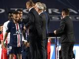 ПСЖ может автоматически получить победу в Лиге чемпионов