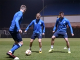 ФОТОрепортаж: открытая тренировка «Динамо» накануне матча с «Янг Бойз»