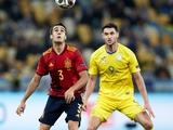 Серхио Регилон: «Так, как мы проиграли Украине, можно проиграть один матч из десяти...»