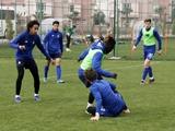 Тренировочный сбор «Динамо U-21» на завершающем этапе