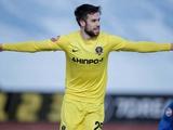 СМИ: «Динамо» интересуется хорватским полузащитником «Днепра-1»