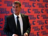 Лапорта избран президентом «Барселоны»